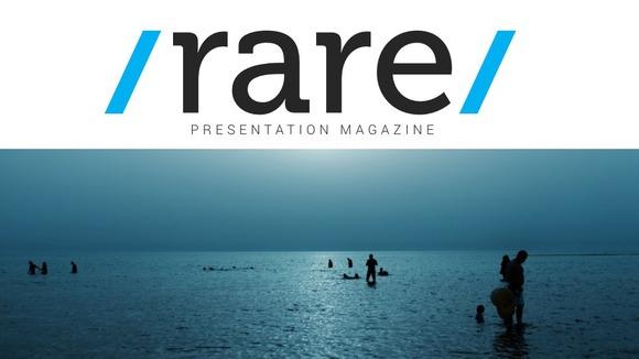 Rare Magazine Keynote