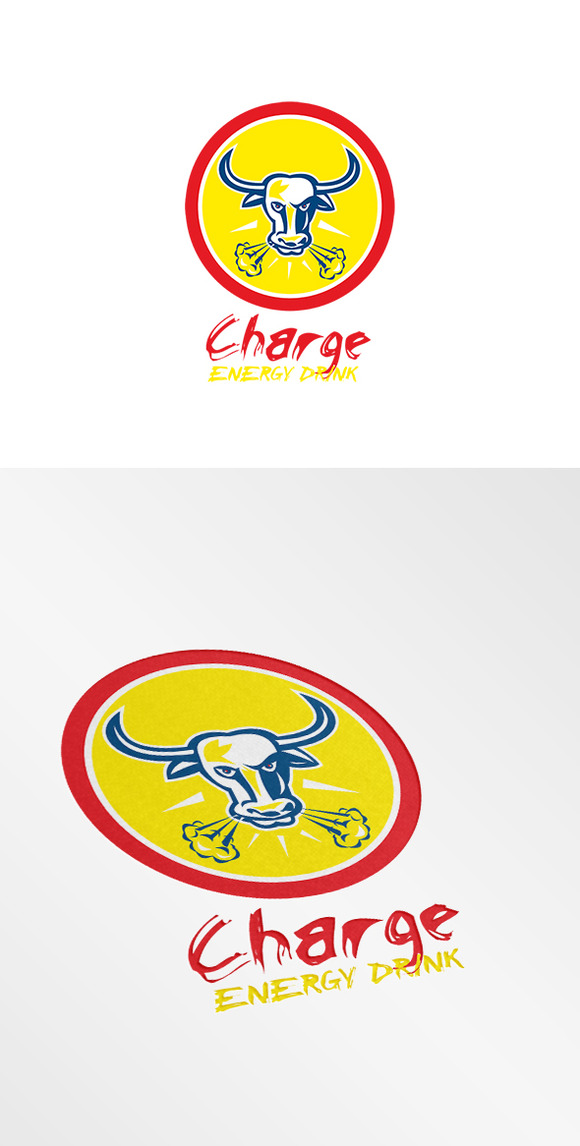 Charge Energy Drink Logo