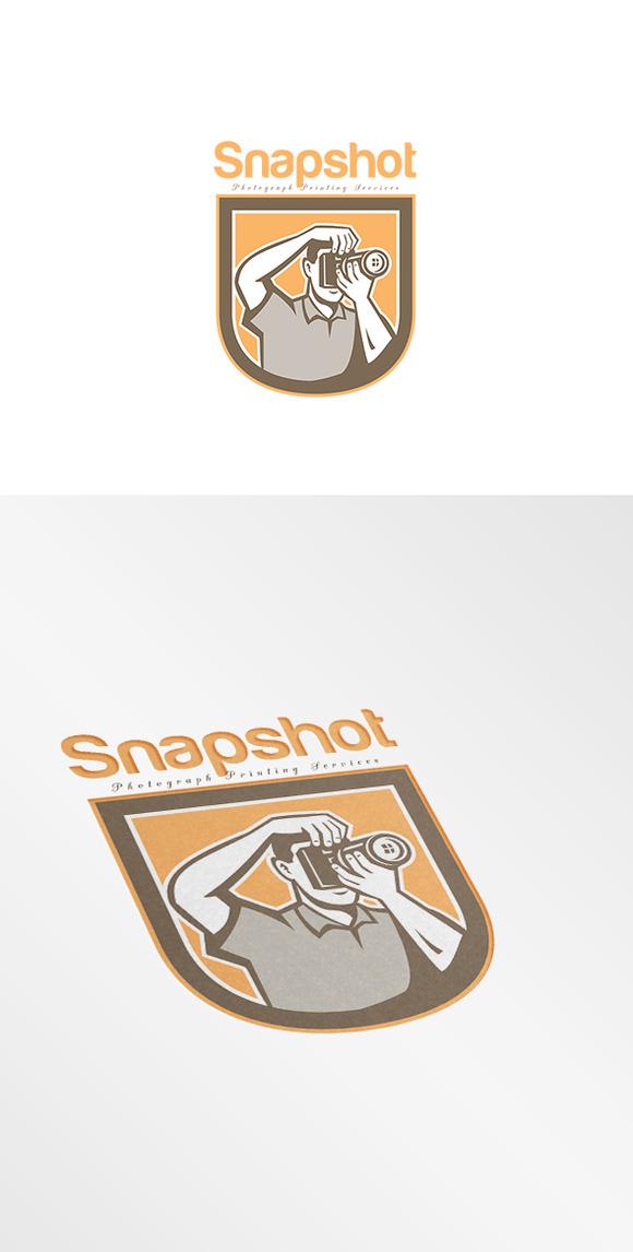 Snapshot Photography Logo