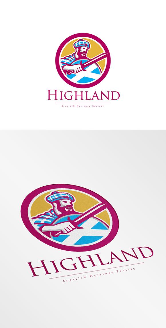 Highland Scottish Heritage Society L