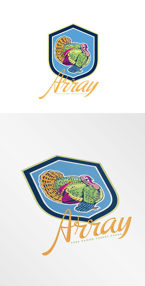 Array Turkey Farms Logo