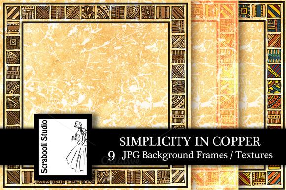 Simplicity In Copper