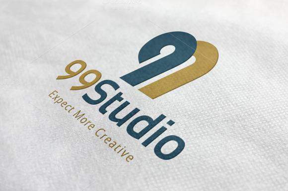 99 Studio Logo