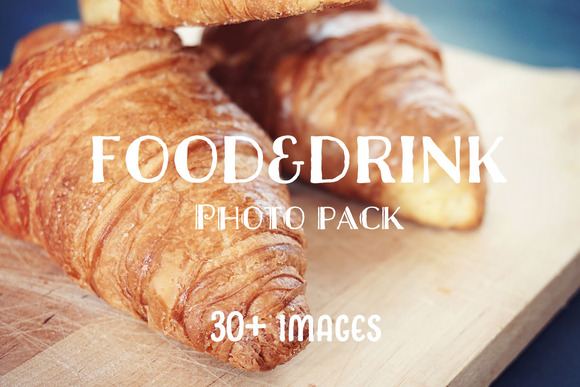 Food And Drink Photo Pack