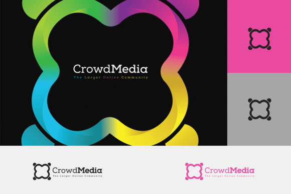 Crowd Media Logo