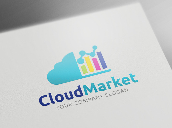Cloud Market Logo
