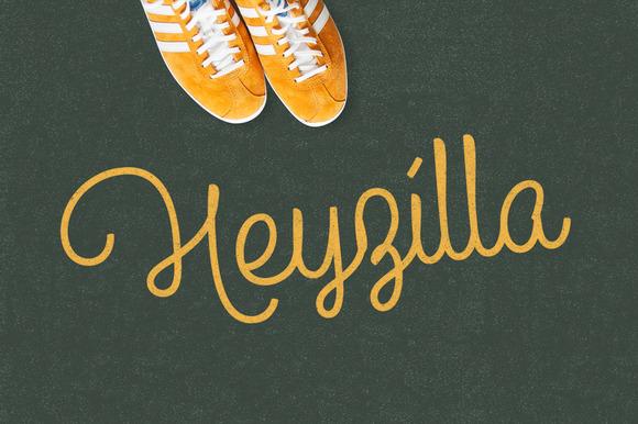 Heyzilla Family