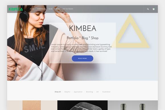 KimBea Porfolio * Blog * Shop