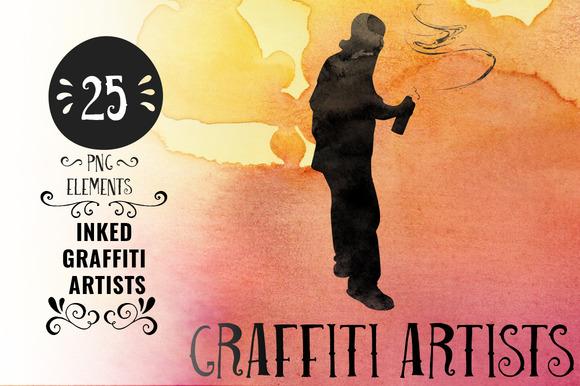Inked Graffiti Artists