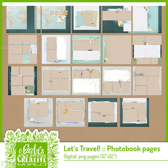 Let's Travel Photobook