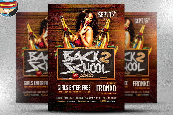 Back To School Party 8