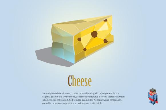 Vector Cheese