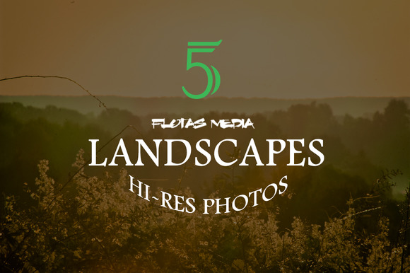 Landscape Photo Pack