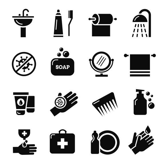 Hygiene Bacteria Virus Protection