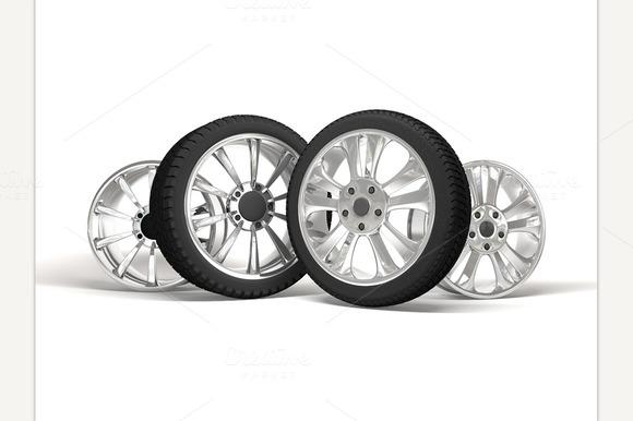 Tires Disks