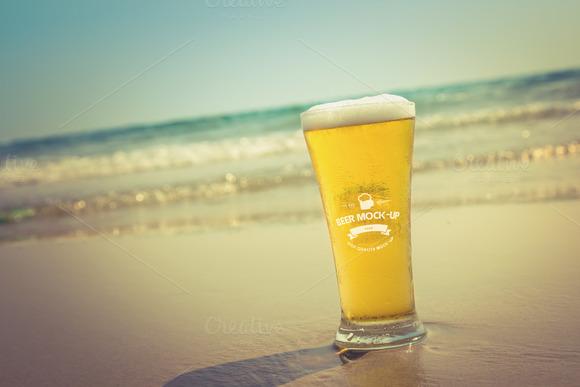 Beer Logo Mock-up #22