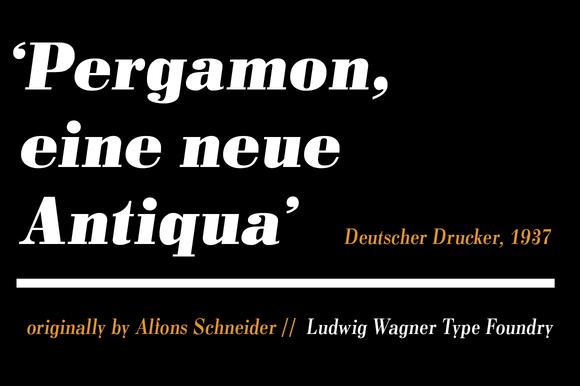 Pergamon Volume
