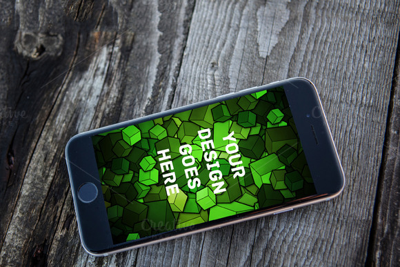 IPhone Screen Mock-up 2