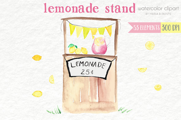 lemonade stand flyer template  u00bb designtube
