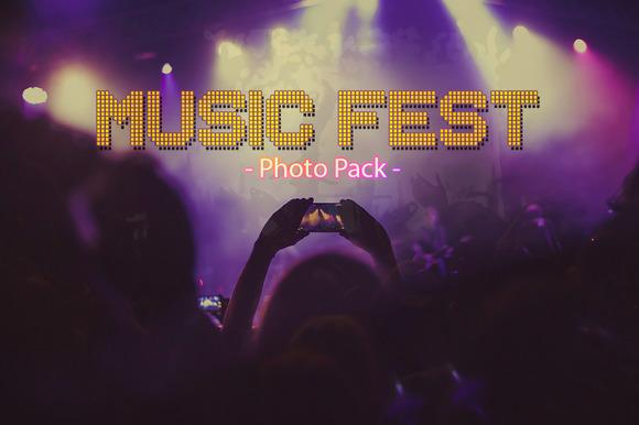 Music Fest Pack