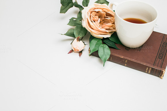 Coffee Floral Meditation