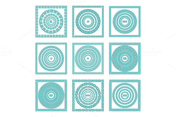 ancient mayan borders 187 designtube creative design content
