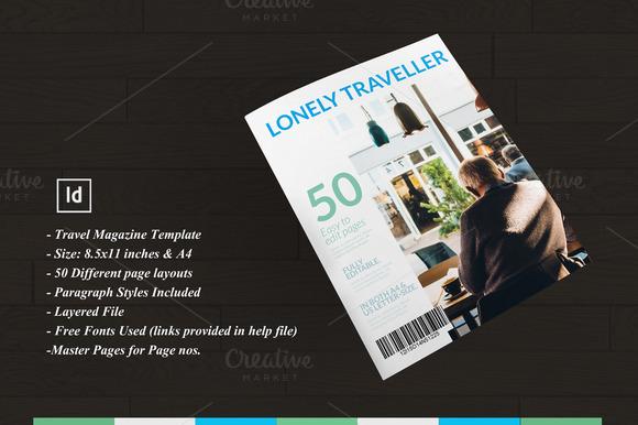 Lonely Traveller Magazine