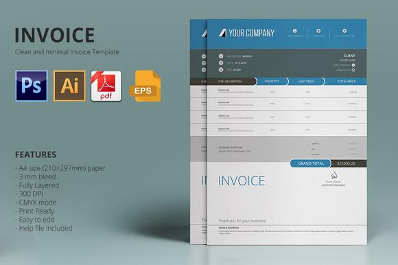 Invoice Bill