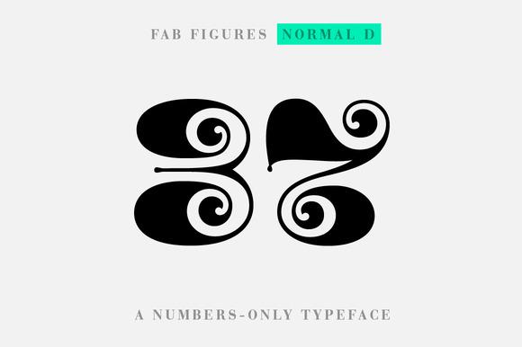 Fab Figures Normal D