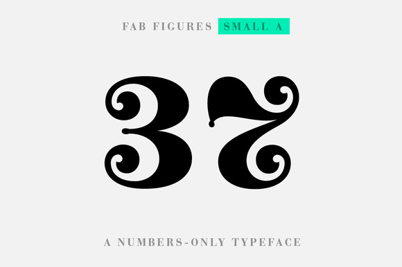 Fab Figures Small A