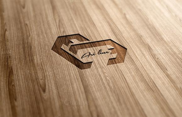 Air Line Logo Design