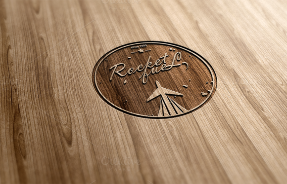Rocket Fuel Logo Design