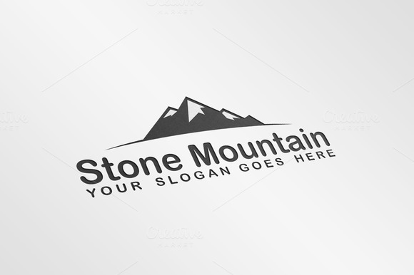 Rocky Mountain Logo Template