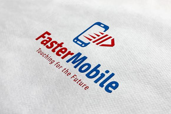 Faster Mobile Logo