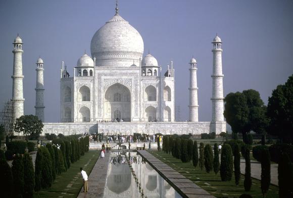 Taj Mahal Royalty Free Collection