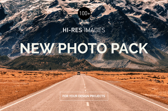 New Hi-Res Photopack 40%Off