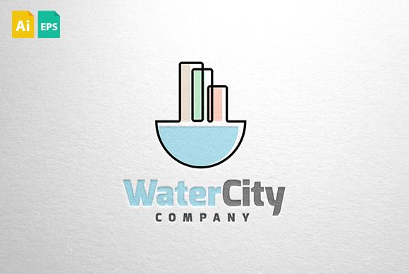 WaterCity Logo