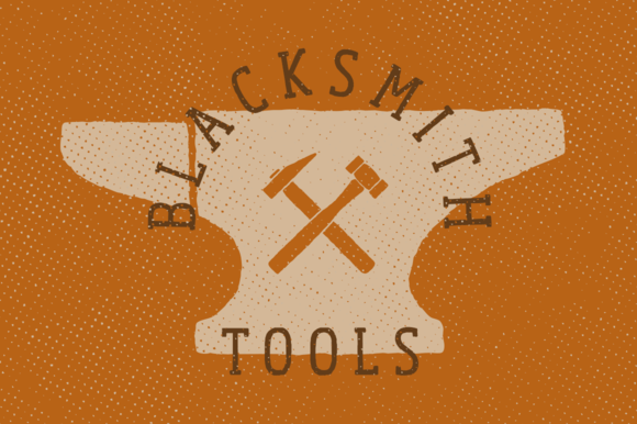 Blacksmith Tools By Hand