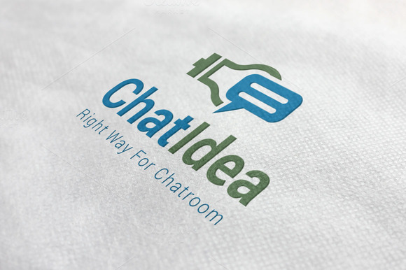 Idea Chat Logo