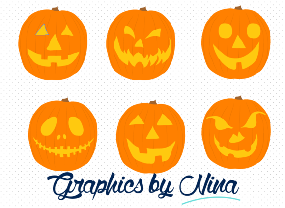 Jack O Lantern Clipart Illustrations