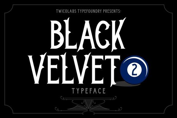 Black Velvet 2