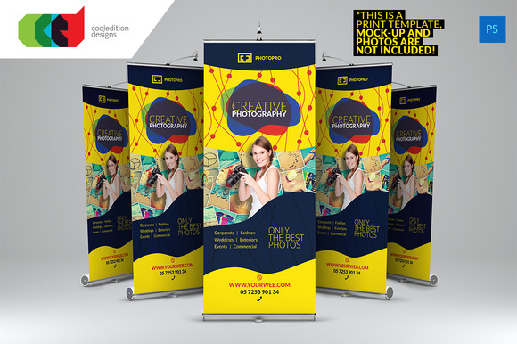 Photography Roll-Up Banner 2