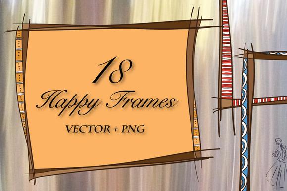 18 Happy Frames