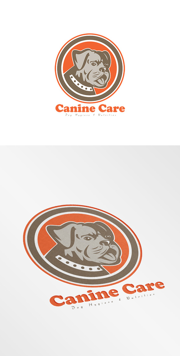 Canine Care Dog Hygiene Logo
