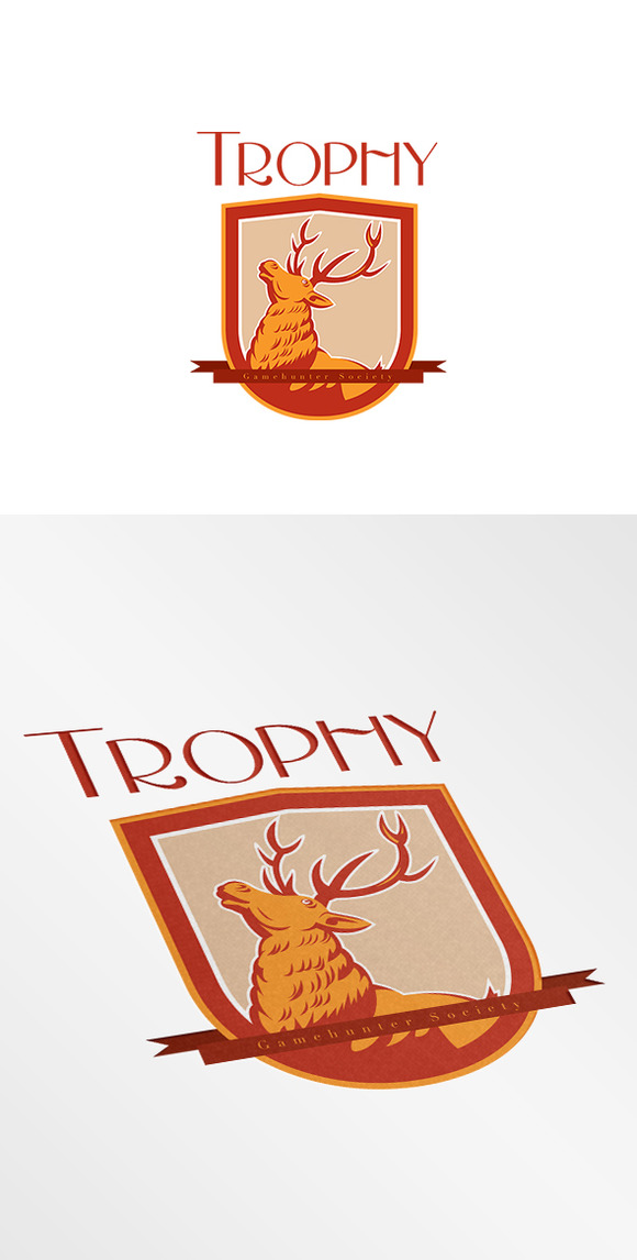 Trophy Game Gunter Society Logo