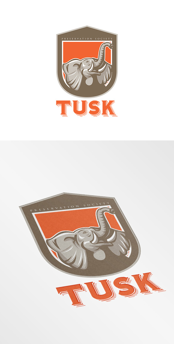 Tusk Preservation Logo