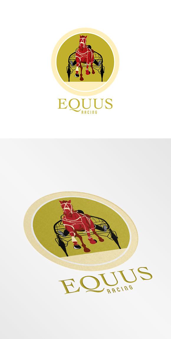 Equus Harness Racing Logo
