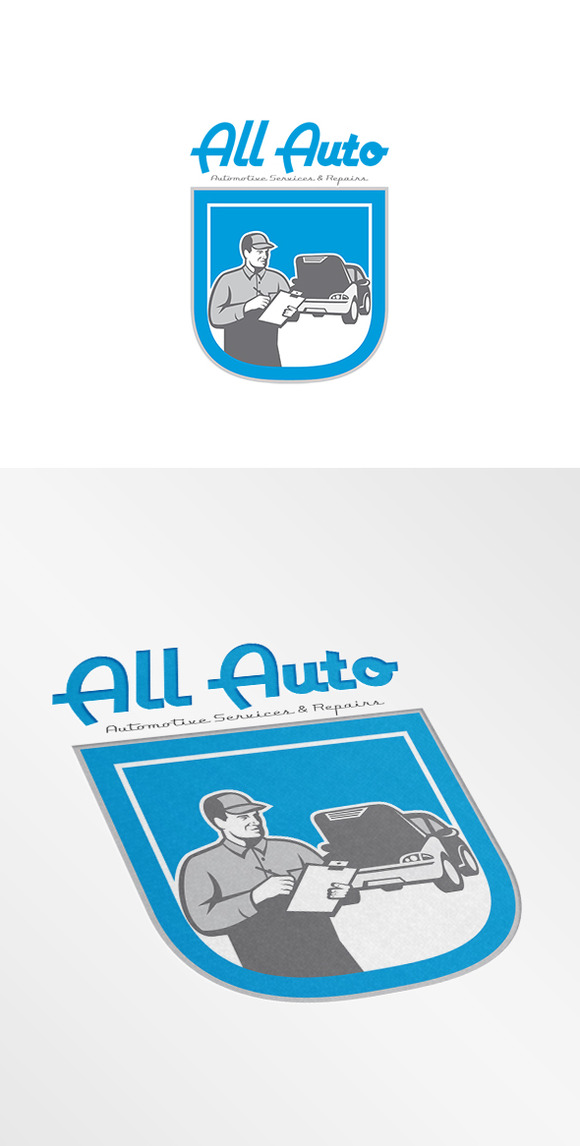 All Auto Automotive Services Logo