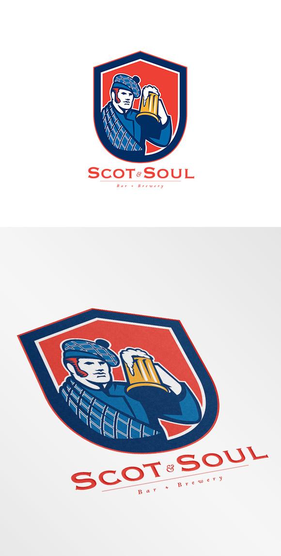 Scot Soul Brewery Logo