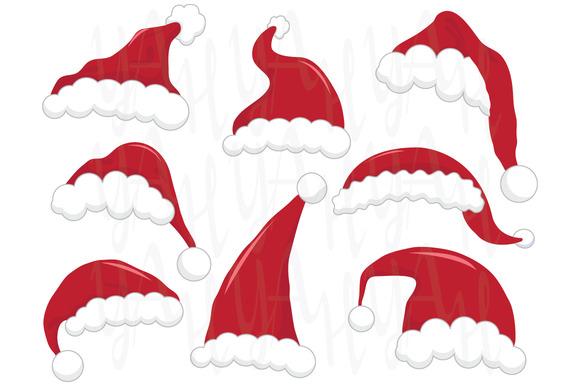 Santa Hat Clip Art
